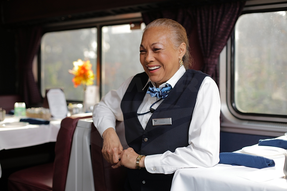"""Sleeping accommodations are considered """"Sleeper Service"""" accommodations aboard Amtrak."""