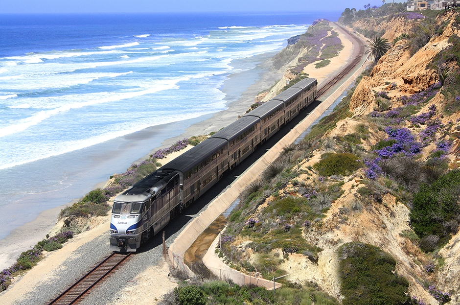 Pacific Surfliner by Ocean small