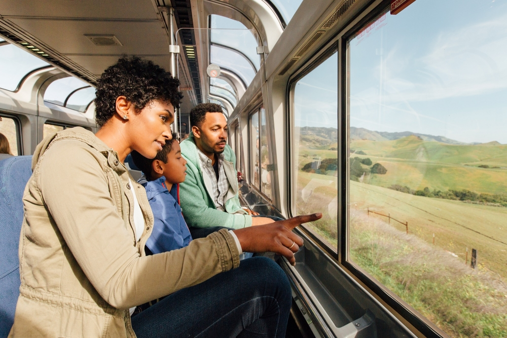 If you're a first-time rider planning on vacationing overnight on a long-distance Amtrak train, there are various sleeping accommodations to choose from.