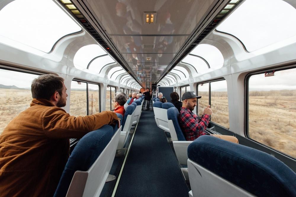 Superliner Observation Car